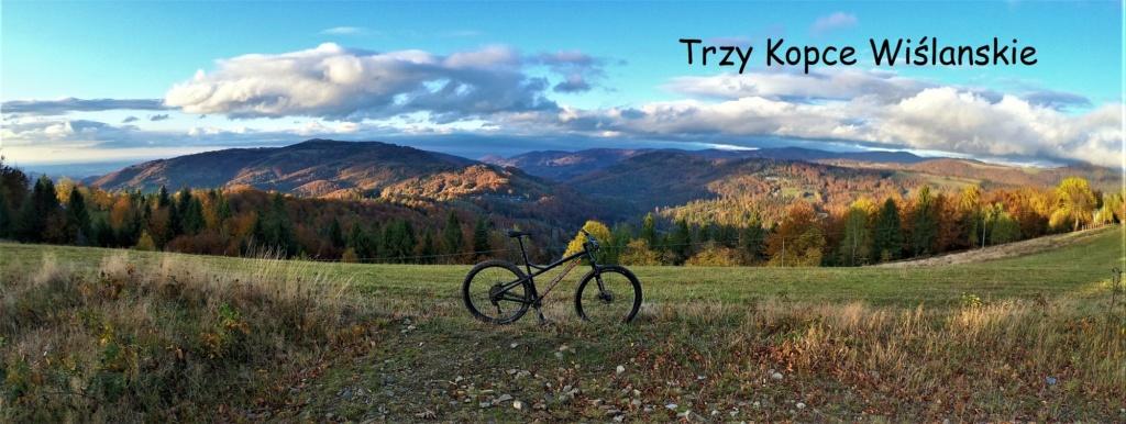najpiękniejsze miejsca w Beskidzie Śląskim rowerem Trzy Kopce Wiślańskie