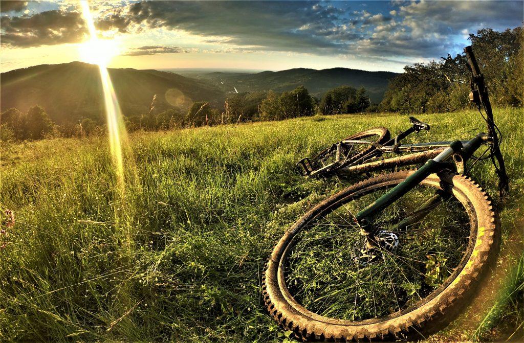 Na Kotarz rowerem trasa rowerowa w Beskidzie Śląskim