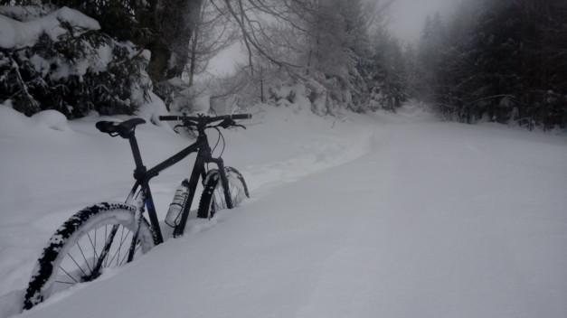 Rower po zimie nie musi być zajechany Beskidy Rowerem.