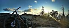 Malinowska skała rowerem, najpiękniejsze miejsce w Beskidzie Śląskim