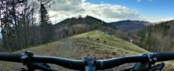 Na Orłową rowerem, trasy rowerowe na szczyt Orłowej