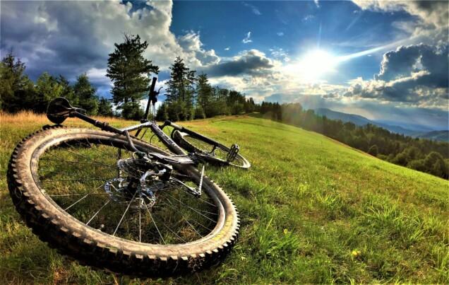 Z Brennej na Trzy Kopce Wiślańskie górska trasa rowerowa MTB